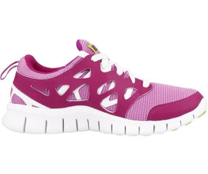 af4a5d69d0ed Buy Nike Free Run 2.0 GS fuchsia glow key lime fuchsia flash white ...