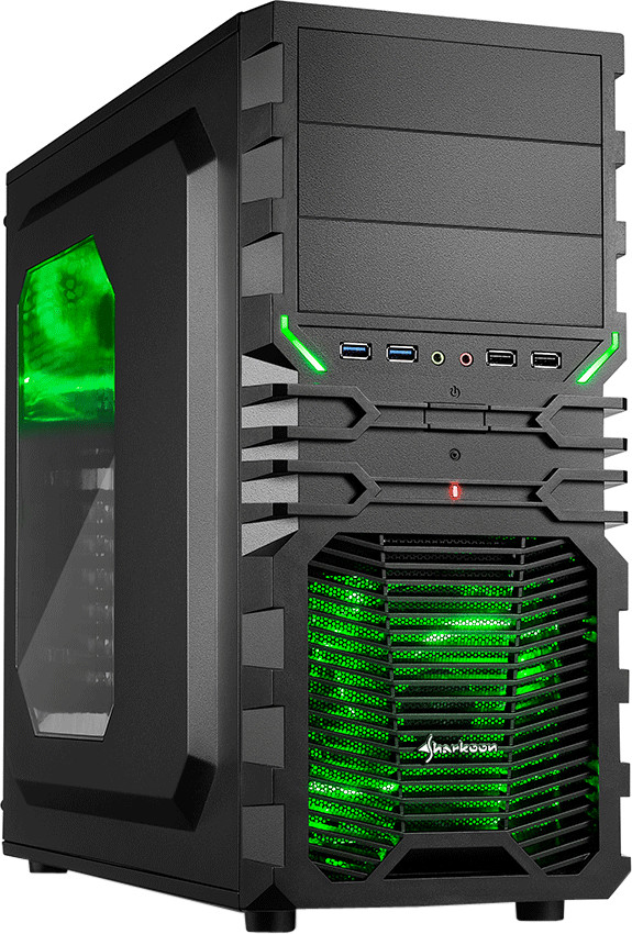 Sedatech Pc Gamer Advanced AMD FX-8320
