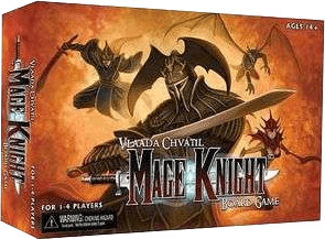 Intrafin Games Mage Knight (französisch)