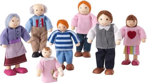 KidKraft Puppenfamilie (65202)