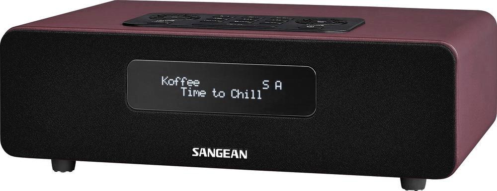 Sangean DDR-36 BT rot
