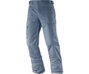 Pantalon de ski Salomon : Response II Pant Femme bleu