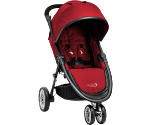 Image of Baby Jogger City Lite Red