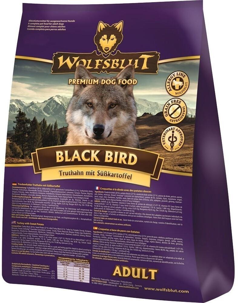 Wolfsblut Black Bird Adult (15 kg)