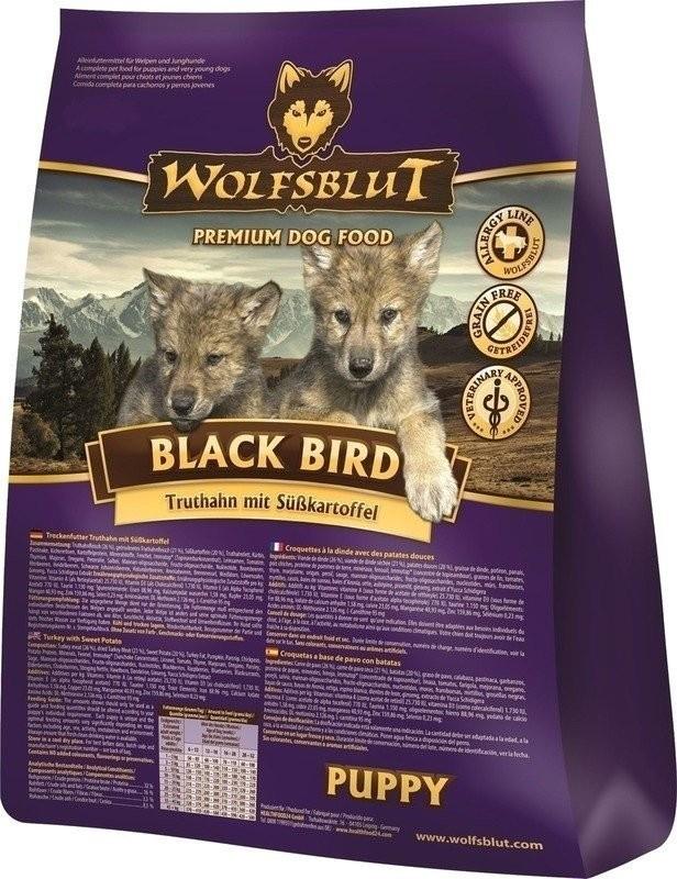 Wolfsblut Black Bird Puppy (2 kg)