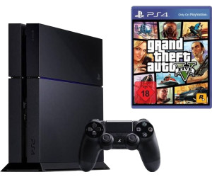 sony playstation 4 ps4 500gb grand theft auto 5 gta 5 ab 299 00 preisvergleich bei. Black Bedroom Furniture Sets. Home Design Ideas