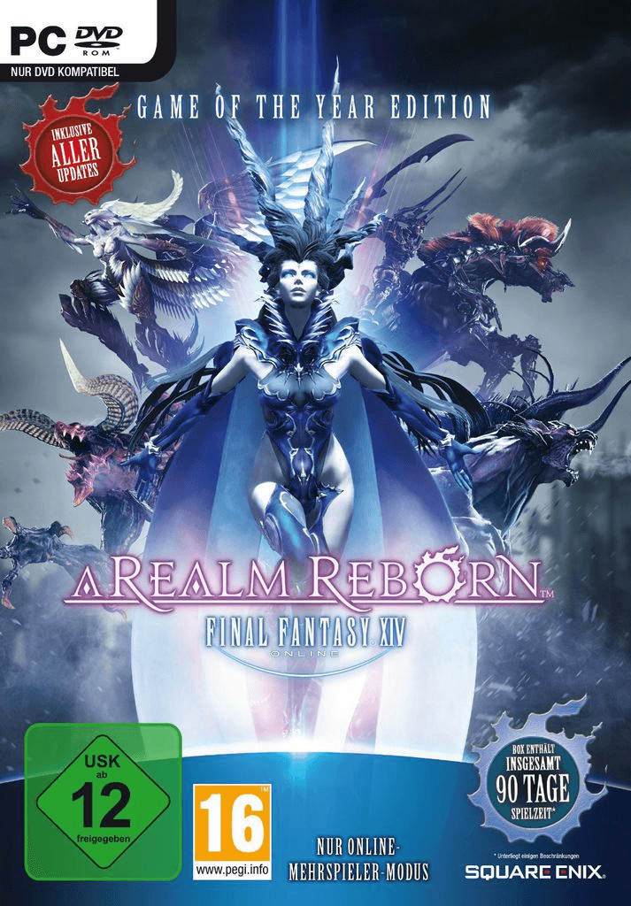 Final Fantasy XIV: A Realm Reborn - Game of the...