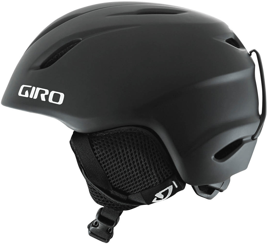 Giro Launch matte black