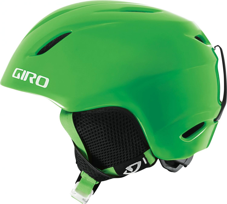 Giro Launch bright green