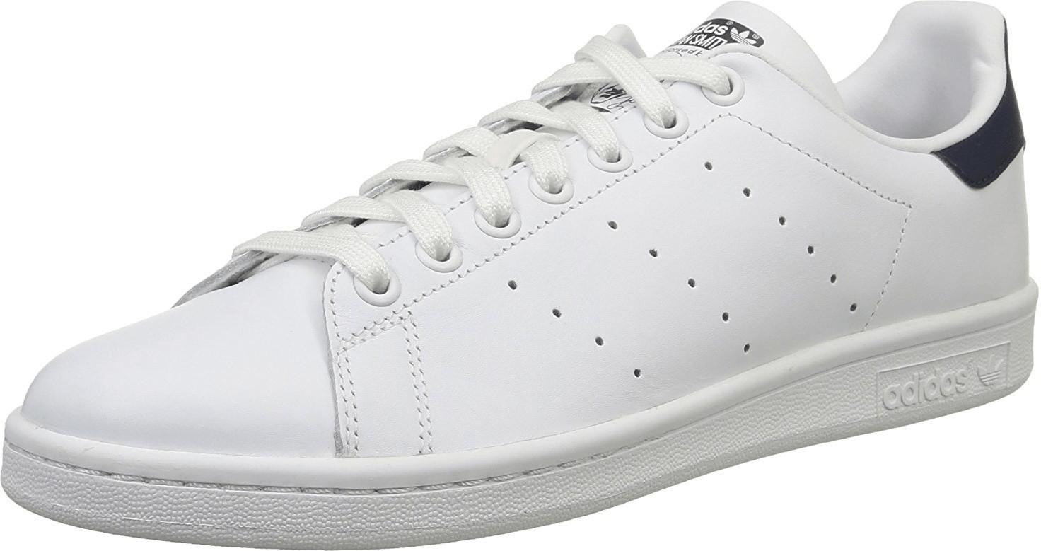 buy online dc052 b8a89 Adidas Stan Smith core white running white new navy a € 66,48   Miglior  prezzo su idealo