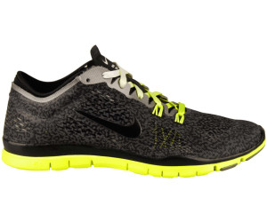 sale retailer 54767 b2f68 uk nike free 5.0 tr fit 4 prt wmn medium ash ivory volt black f8f94 21dbf