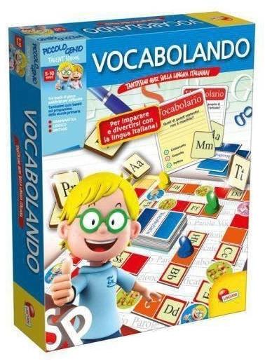 Lisciani Piccolo Genio - Vocabolando (36899)