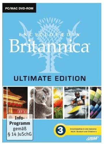 USM Encyclopaedia Britannica 2015 - Ultimate Ed...