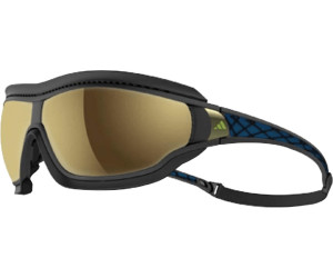 Adidas Tycane Pro Outdoor S aqua matt / LST Bluelightfilter Silver (Antifog) wEZJX
