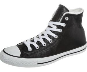 Converse Chuck Taylor All Star Leather Hi blackwhite