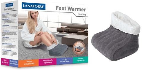 Image of Lanaform LA180401 Foot warmer