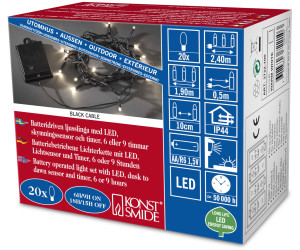 konstsmide led kette mit an aus schalter 3722 100 ab 7 31 preisvergleich bei. Black Bedroom Furniture Sets. Home Design Ideas