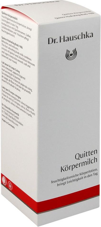 Dr. Hauschka Quitten Körpermilch (145ml)
