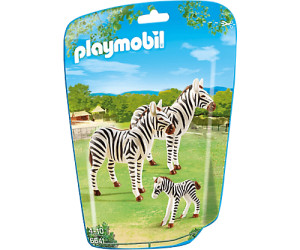 Playmobil Zebra Family (6641)