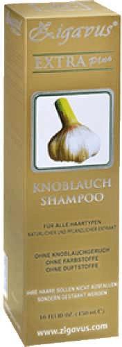 Zigavus Extra Plus Knoblauch Shampoo (450ml)