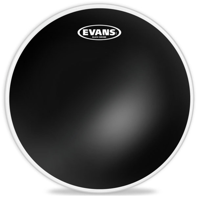 #Evans Black Chrome 10#