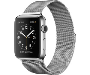 Apple Watch 42mm Stainless Steel, Milanese Loop