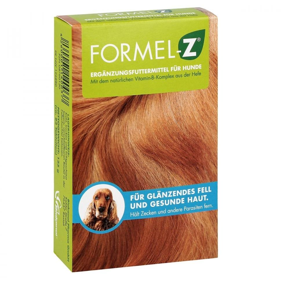 Biokanol Formel Z für Hunde Tabletten 125 g