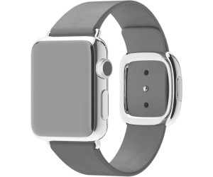 Apple Watch 38mm Stainless Steel, Black Classic Buckle