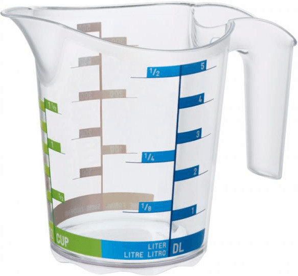 Rotho Messbecher 0,5l