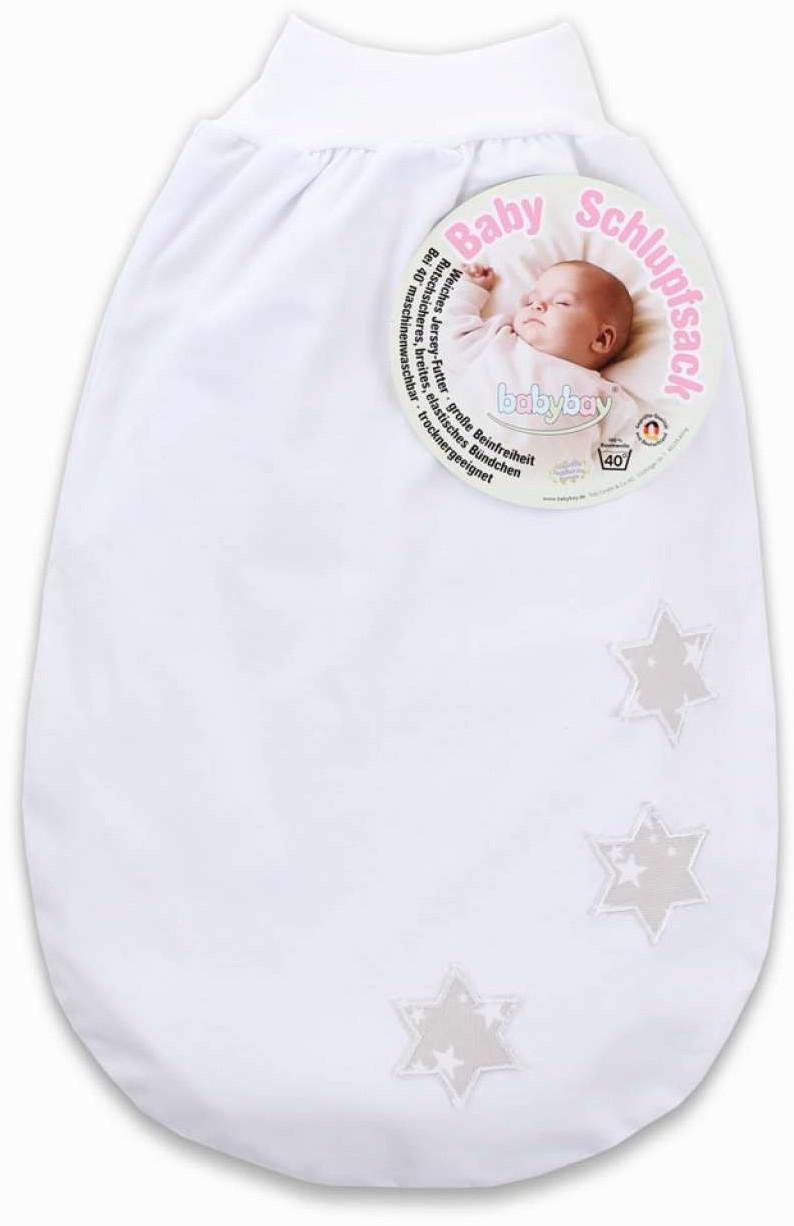 Babybay Schlupfsack Sterne