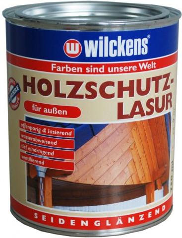 Wilckens Holzschutzlasur Teak 750 ml