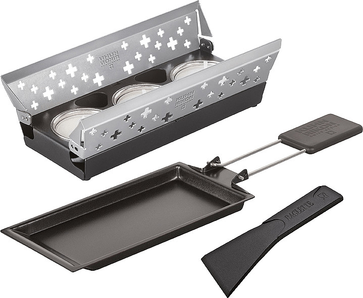 Image of Kuhn Rikon Raclette Set Mini Candle Light