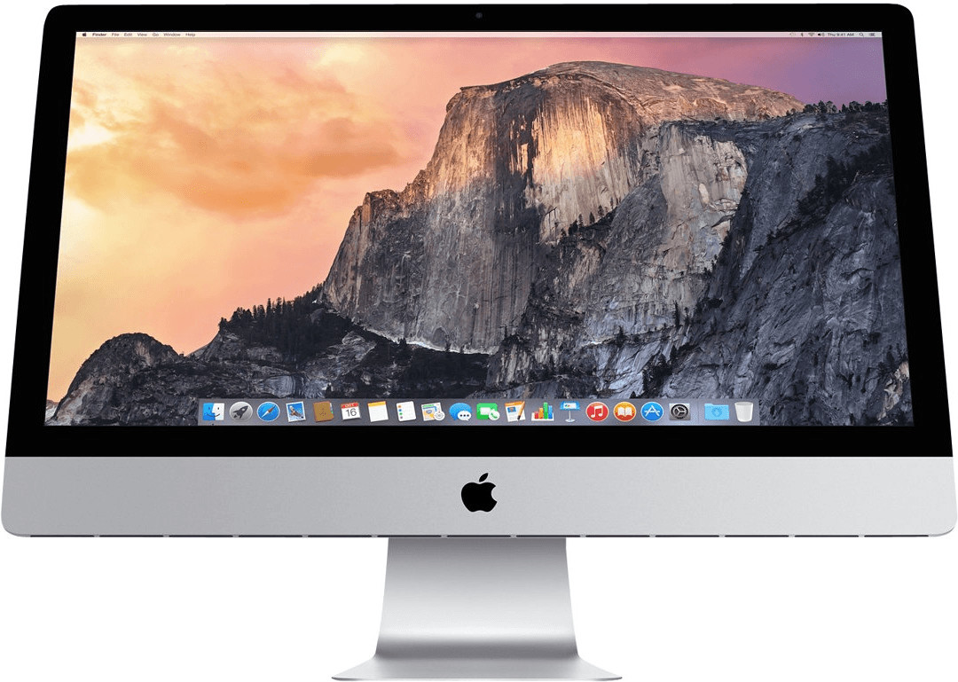 Apple iMac 27´´ mit Retina 5K Display (MF886D/A)