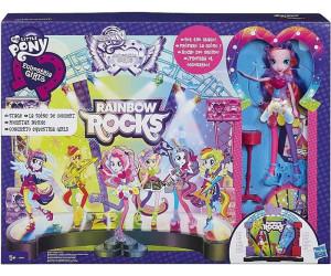 My Little Pony Equestria Girls Rockstar Buhne A8060 Ab 19 99