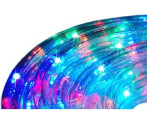 Dilego LED-Lichterschlauch bunt 10m (BA11662)