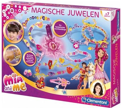 Clementoni Mia and Me - Magische Juwelen