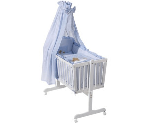 Easy baby komplett wiege sleeping bear blau ab 122 90