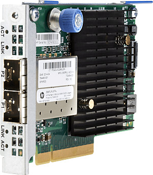 HP FlexFabric 10Gb 2-port 556FLR-SFP+