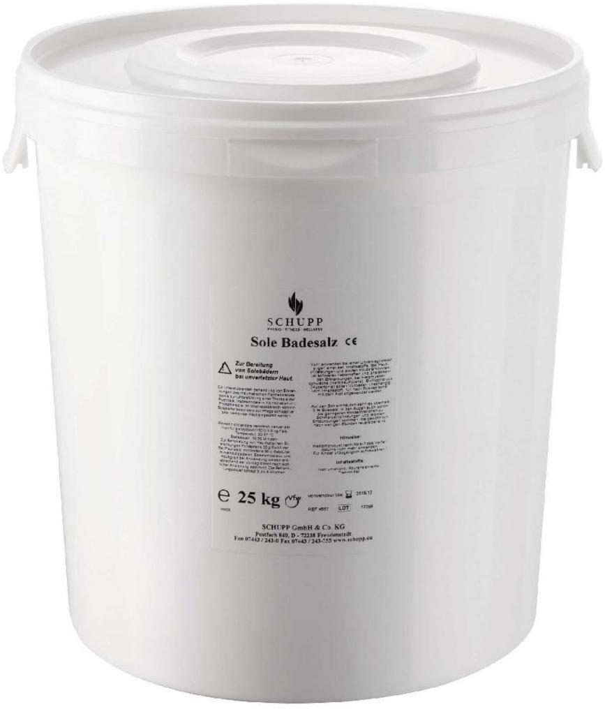 Schupp Badesalz Sole (25 kg)
