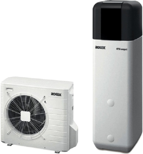 Rotex HPSU compact (8 kW)