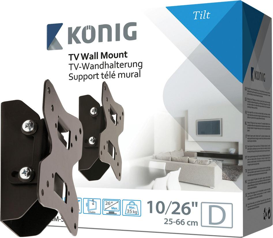 """Image of Konig 10-26"""""""" 25-66 35 kg"""