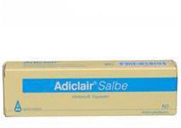 Adiclair Salbe (20 g)