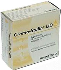 Cromo Ud Augentropfen (20 x 0,5 ml)