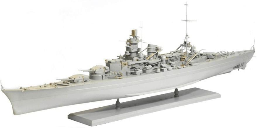 Dragon German Battleship Scharnhorst