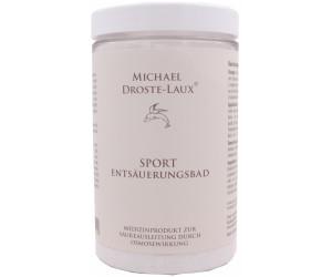 Michael Droste-Laux Basisches Entsäuerungsbad (500 g)