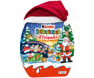 ferrero kinder berraschung friends adventskalender ab 17 56 preisvergleich bei. Black Bedroom Furniture Sets. Home Design Ideas