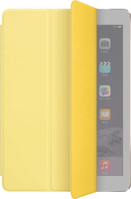 Image of Apple iPad Air/iPad Air 2 Smart Cover yellow (MGXN2ZM/A)