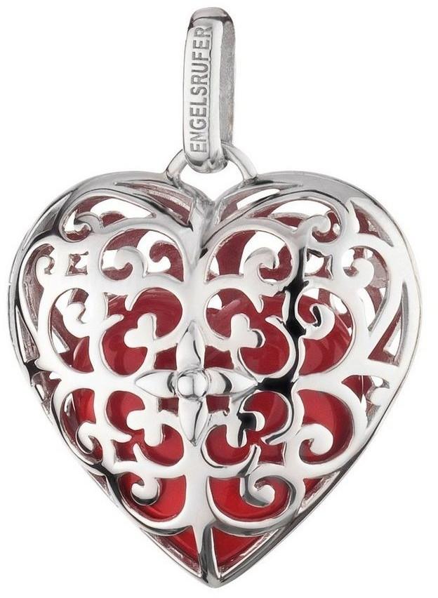 Engelsrufer Herz rot (ERP-05-HEART-L)