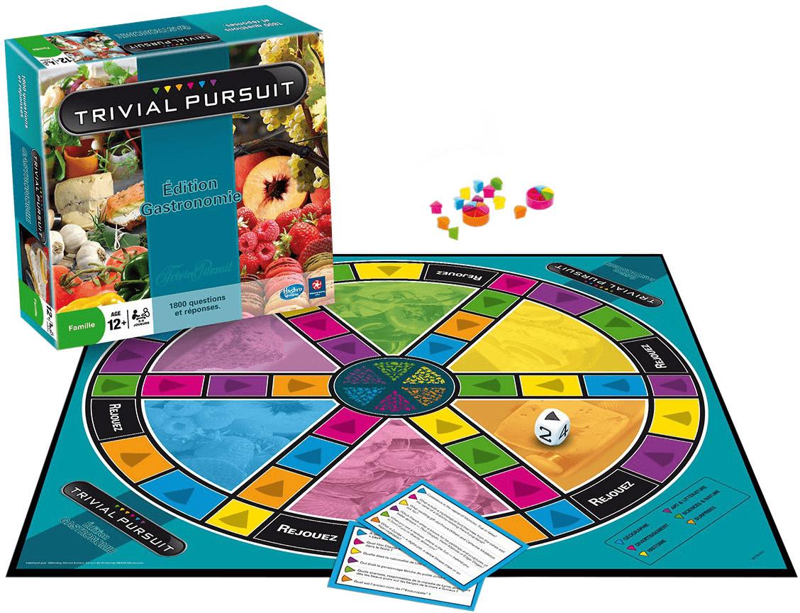Winning-Moves Trivial Pursuit - Gastronomie 201...