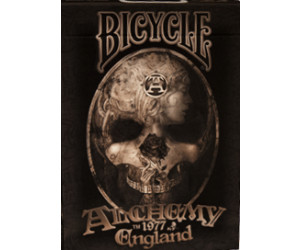 Image of Bicycle Bicycle Alchemy England Deck